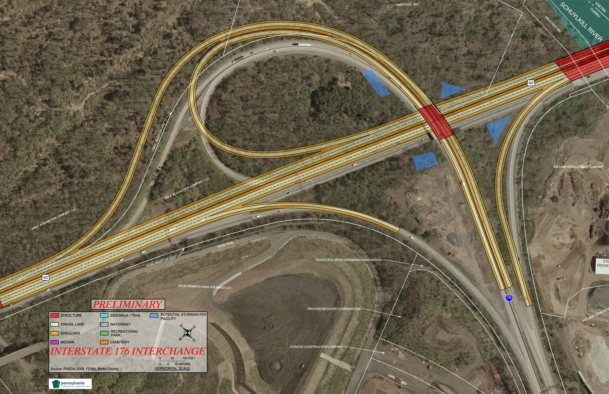Highway Improvement Alternatives | 422 Westshore Bypass Project